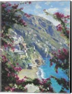 Positano, The Amalfi Coast Fine-Art Print