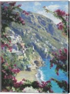Positano, The Amalfi Coast Fine-Art Print