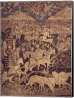 The Riders Fine-Art Print