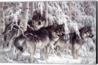 Crystal Forest (detail) Fine-Art Print