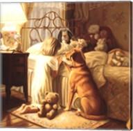 Bedtime Prayers Fine-Art Print