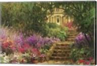 Garden Steps Fine-Art Print