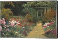 Italian Garden Fine-Art Print