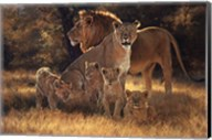 Pride's Proud Family Fine-Art Print