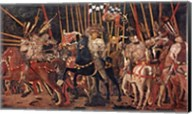Battle of San Romano Fine-Art Print
