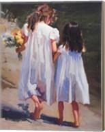 Summer Stroll Fine-Art Print