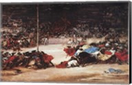 Bullfight Fine-Art Print