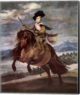 Prince Balthazar-Carlos on a Pony Fine-Art Print