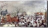 Winter Scene Fine-Art Print