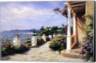 French Mediterranean Fine-Art Print