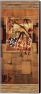 Bamboo Inspirations I Fine-Art Print