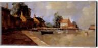 Morning Harbor Fine-Art Print