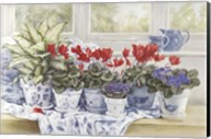 Windowsill Garden Fine-Art Print
