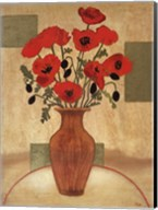 Crimson Poppies Fine-Art Print