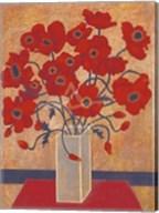 Scarlet Poppies Fine-Art Print