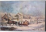 American Farm Scenes No. 4 Fine-Art Print