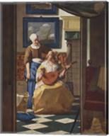 Letter, The Fine-Art Print