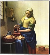 Milkmaid, The Fine-Art Print