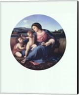 Alba Madonna, c.1514 Fine-Art Print