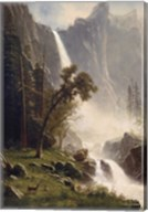 Bridal Veil Falls, Yosemite Fine-Art Print