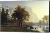 El Capitan, Yosemite Valley, California, 1875 Fine-Art Print