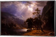 Half Dome, Yosemite Valley Fine-Art Print
