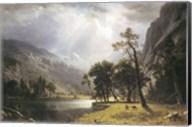 Half Dome, Yosemite Valley Fine-Art Print