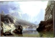 Sierra Nevada 2 Fine-Art Print