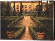 Garden Manor Fine-Art Print