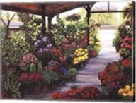 Paris Flower Market II Fine-Art Print