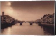 Ponti Santa Trinita, Florence Fine-Art Print