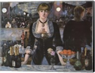 Bar At the Folies-Bergere Fine-Art Print