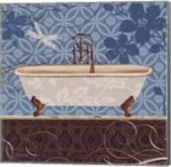Eco Motif Bath II Fine-Art Print