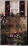 Valbonne Window Fine-Art Print