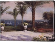 Palm Vista Fine-Art Print