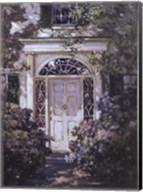 Doorway, 19th Century Fine-Art Print