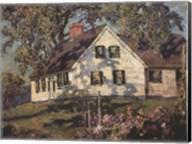 Gardens, Hilltop Cape, 1926 Fine-Art Print