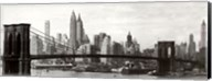 Brooklyn Bridge - panorama Fine-Art Print