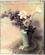 Lilac and Columbine Fine-Art Print