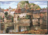 Seyne-Sur-Mer Fine-Art Print