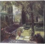 Garden for Marcel Proust Fine-Art Print