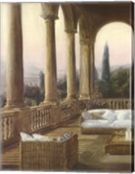 Arched Tuscan Remembrances Fine-Art Print