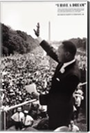 King: I Have a Dream Fine-Art Print