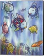 The Rainbow Fish III Fine-Art Print