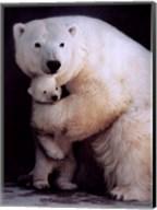 Bear Hug Fine-Art Print