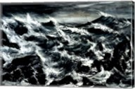 Stormy Waters Fine-Art Print