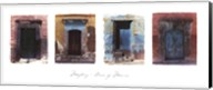 Doors of Mexico Fine-Art Print