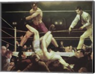 Dempsey And Firpo Fine-Art Print