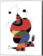Hommage a Picasso Fine-Art Print