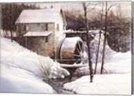 Mill Stream Fine-Art Print